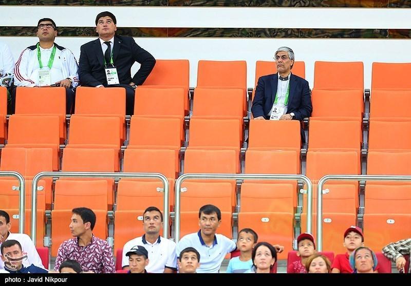 قدردانی هاشمی از افتخارآفرینی های کاروان ایران در بازی های داخل سالن آسیا