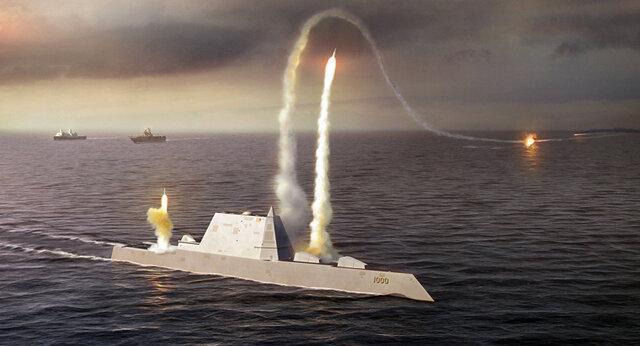 فاکس نیوز: نیروی دریایی آمریکا در تدارک تجهیز به موشک های قادر به هدف گیری هر نقطه از جهان است