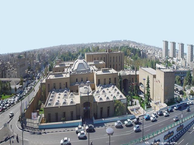 حریمِ ساختمان سازمان میراث فرهنگی معین شد