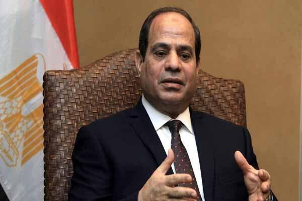 قدردانی السیسی از اقدام انصارالله در قبال ماهیگیران مصری