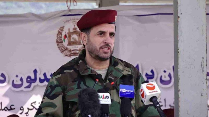 وزیر دفاع افغانستان: در صورت حمله طالبان، واکنش مناسب نشان خواهیم داد