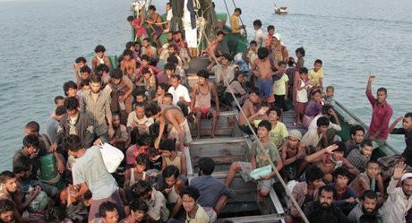 تمایل سازمان ملل برای مذاکره با آمریکا و کانادا برای اسکان آوارگان روهینجا