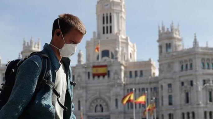 کرونا در اسپانیا تنها در یک روز جان بیش از 300 نفر را گرفت