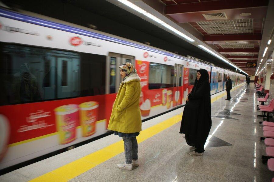 کاهش 85 درصدی مسافران مترو و اتوبوس ، شرایط اجرای طرح ترافیک در بعد از نوروز