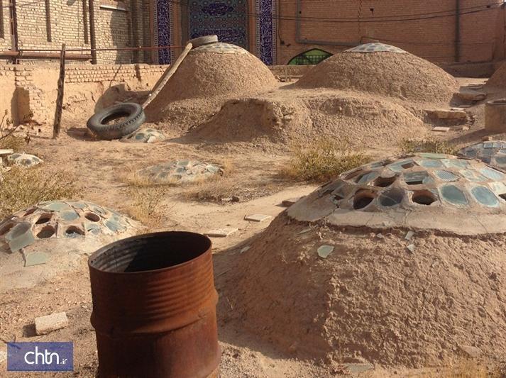 حمام چهارسوق شاهرود مرمت می گردد