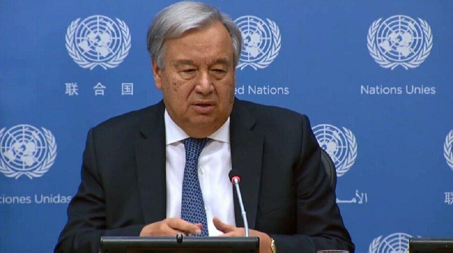 هشدار سازمان ملل درباره احتمال حمله بیولوژیکی در بحبوحه همه گیری کرونا