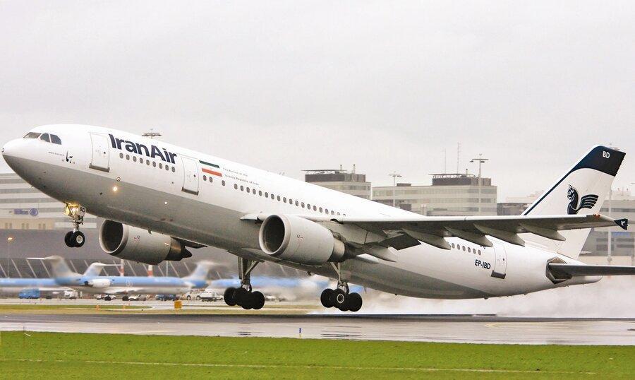 200 مسافر ایرانی از هند به ایران بازگشتند