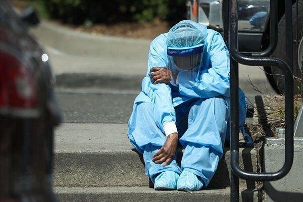 قربانیان کرونا در آمریکا به 70 هزار و 161 نفر رسید