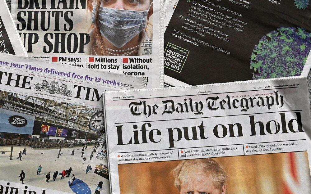 آیا کرونا بر روی کاغذ باقی می ماند؟ چرا ریسک ابتلا از طریق روزنامه به ویروس کمتر است؟