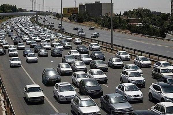 ثبت 130 هزار تردد در آزادراه کرج-تهران