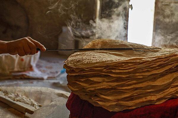 قیمت نان در بندرعباس بین 10 تا 23 درصد افزایش یافت