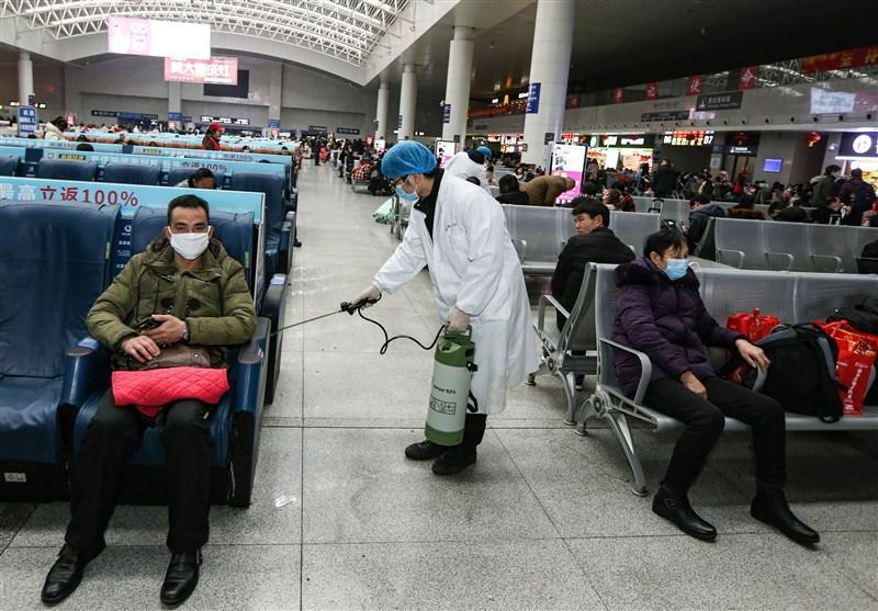 4 مورد ابتلا به ویروس کرونا در چین در روز گذشته