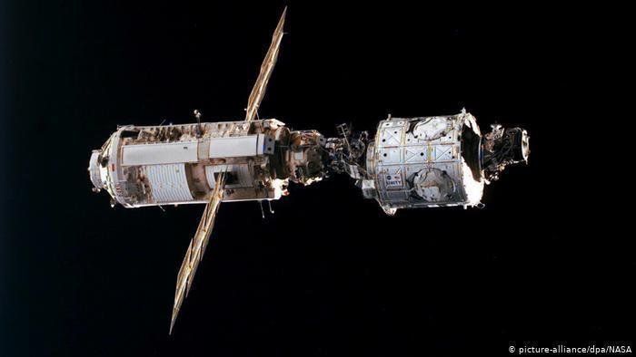 ساخت ایستگاه فضایی جدید در روسیه