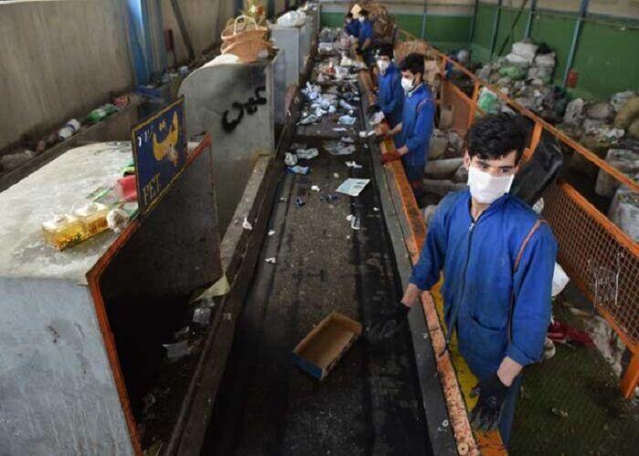 خبرنگاران پسماندهای بیمارستانی در قزوین به صورت بهداشتی دفع می شوند