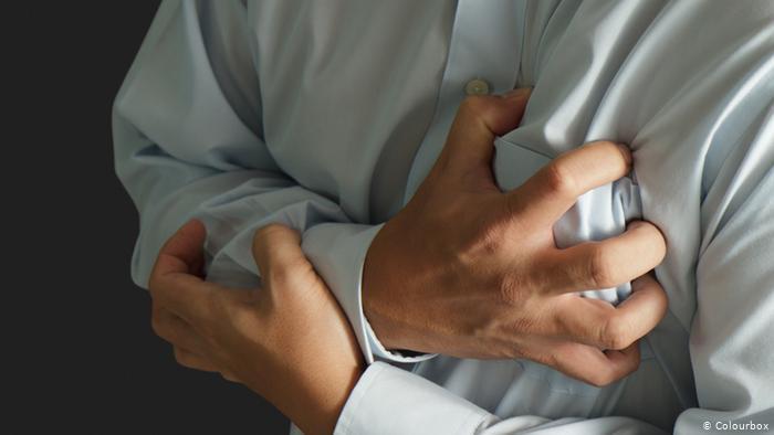افزایش ابتلا به سندرم قلب شکسته در دوران کرونا
