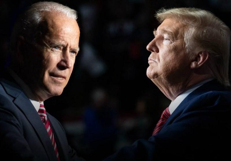 بایدن: ترامپ نخستین رئیس جمهور نژادپرست آمریکا است