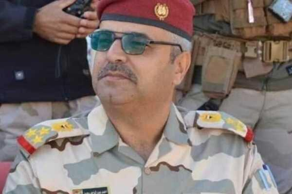 کشته شدن یک سرلشکر و یک افسر ارتش عراق در حمله تروریستی داعش