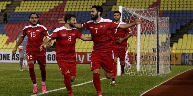 سوریه درخواست بازی محبت آمیز با ایران را رد کرد