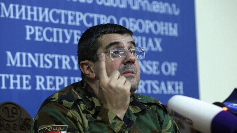 ادعای آذربایجان درباره زخمی شدن رئیس جمهوری خودخوانده قره باغ