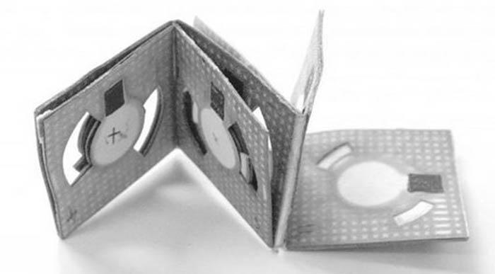 باتری کاغذی با ترکیب سلولز و نانولوله های کربنی تولید شد