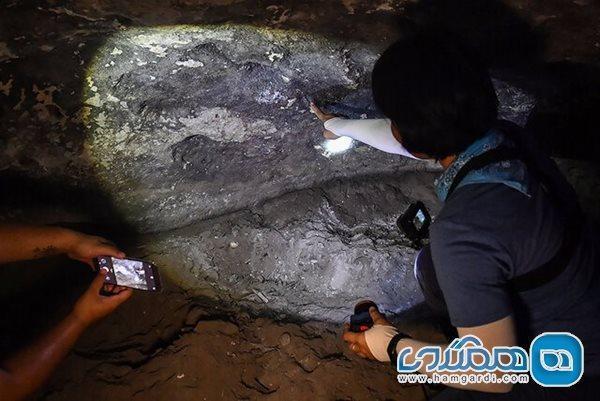 اعلام کشف سنگ نگاره های ماقبل تاریخ در تایلند