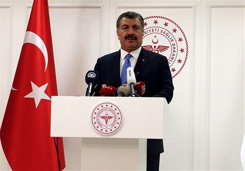 آخرین آمار مبتلایان به کرونا در ترکیه، جان باختن 65 نفر دیگر