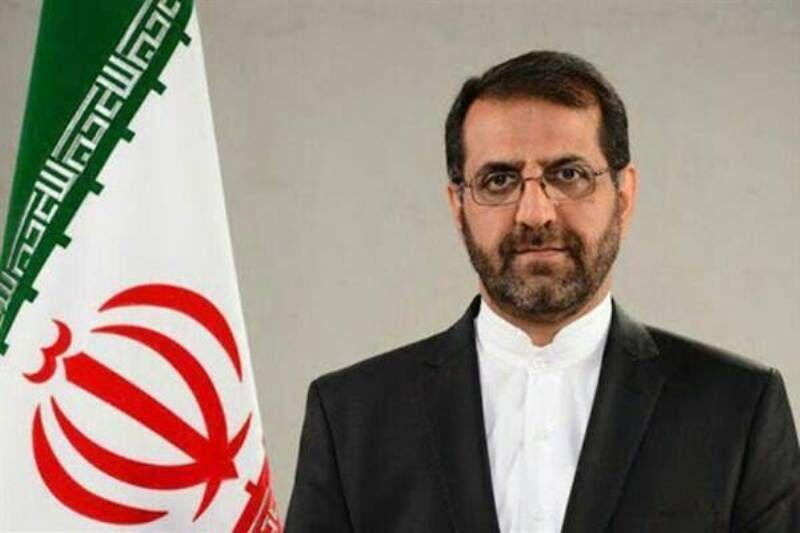 خبرنگاران سفیر ایران در عمان بر توسعه همکاری های مالی تهران - مسقط تاکید نمود