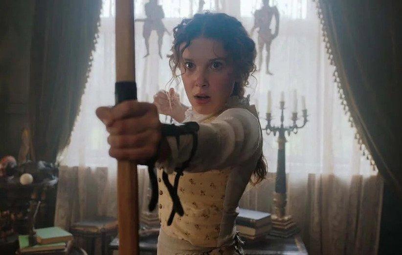 نقد فیلم انولا هلمز؛ خواهر کوچک شرلوک به میدان می آید