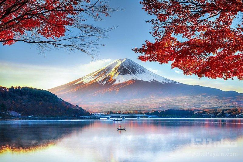 5 جاذبه گردشگری در کوه فوجی