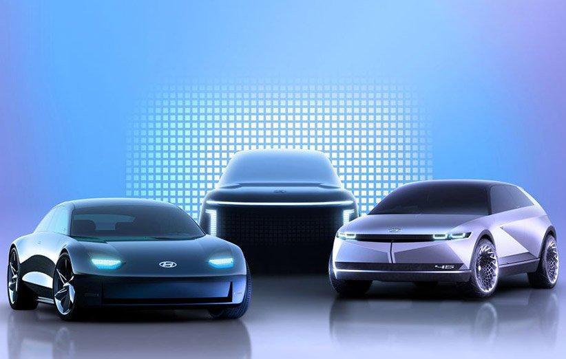 هیوندای خودروهای الکتریکی متنوعی تا سال 2022 عرضه می کند