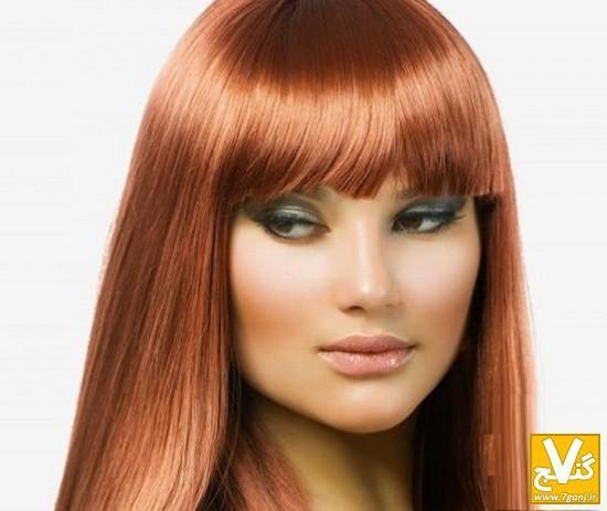 جدیدترین مدل و رنگ موی زنانه 2014