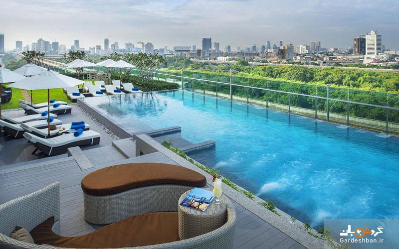 هتل مرکور ماکاسان بانکوک؛ اقامتگاهی چهار ستاره با امکانات و خدماتی بالا