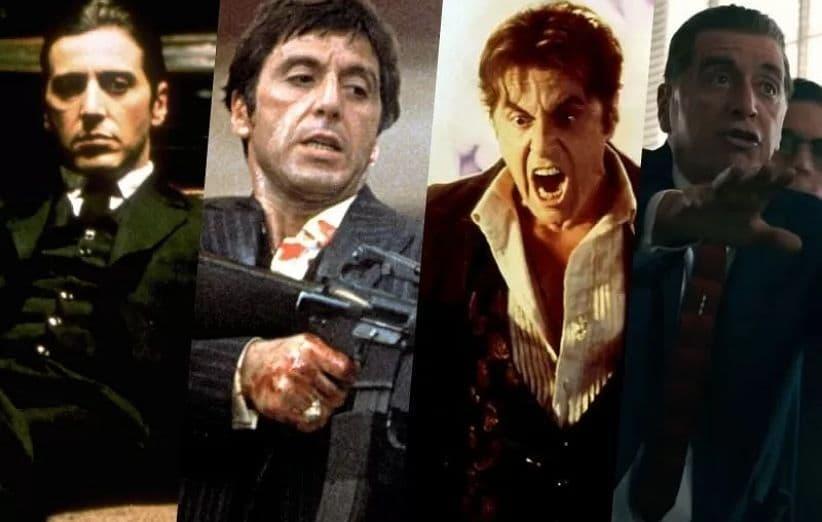 10 نقش آفرینی برتر آل پاچینو؛ از فرانک سرپیکو تا مایکل کورلئونه