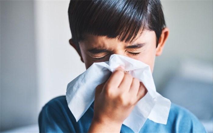 ابتلا به آنفلوآنزای فصلی مانع کرونا نمی گردد