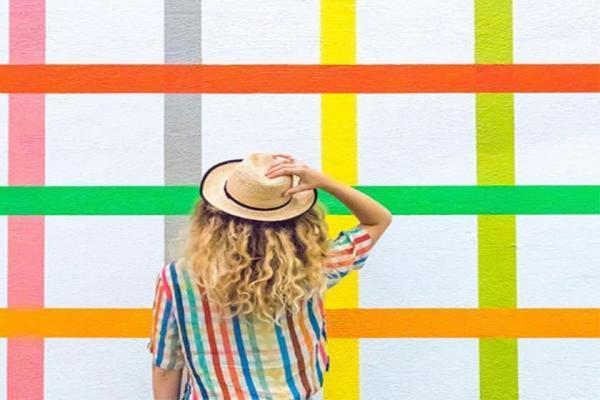 سفر به آمریکا: جشنواره رنگ ها در نمایشگاه نیویورک