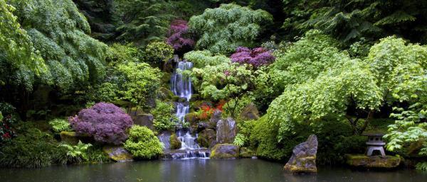 10 باغ ژاپنی شگفت انگیز
