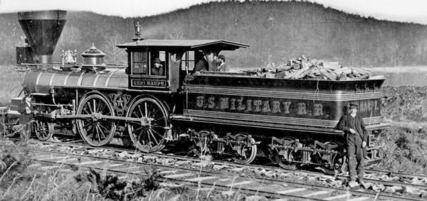 سفر به آمریکا: با تاریخ ساخت راه آهن در آمریکا آشنا شویم