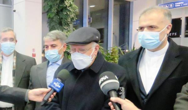 خبرنگاران زنگنه آنالیز شرایط بازار جهانی نفت را هدف اصلی سفرش به مسکو خاطرنشان کرد