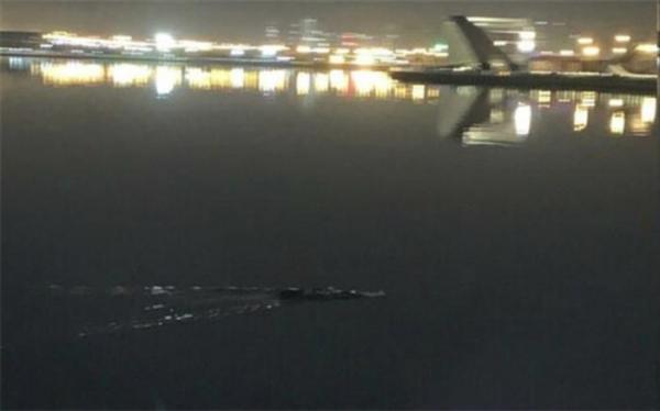تیم های آتش نشان در جستجوی تمساح دریاچه چیتگر