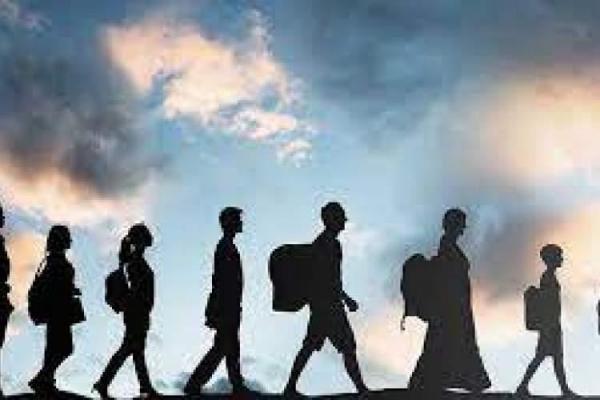 ادبیات غربت در این کتاب منحصر به موضوع مهاجرت و جامعه میزبان نیست