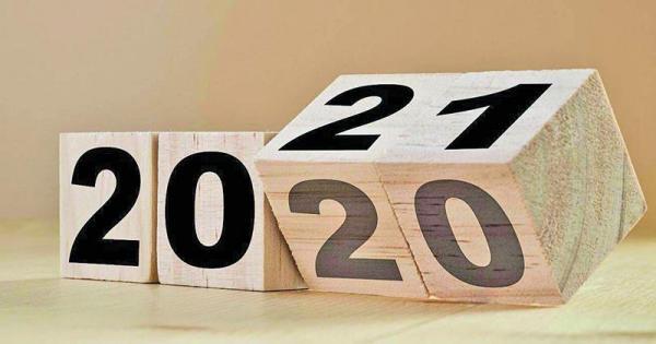 انتها 2020، لحظه آموختن از اشتباه ها