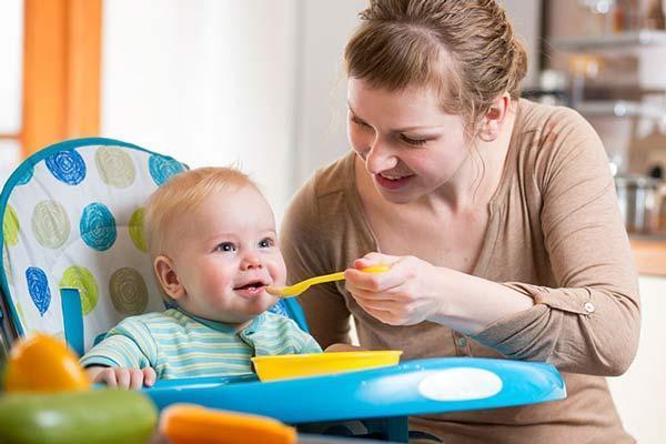 آموزش تهیه 4 غذای کمکی کودک یازده ماهه