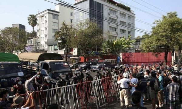سفیر چین در میانمار: از تغییر اوضاع میانمار اطلاع قبلی نداشتیم
