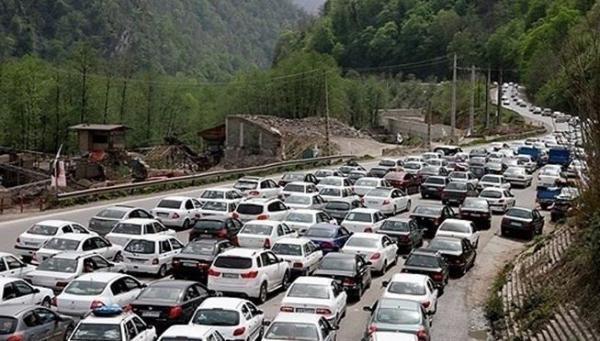 تردد روان در هراز و ترافیک سنگین در جاده کندوان، از سفرهای غیرضروری پرهیز گردد خبرنگاران
