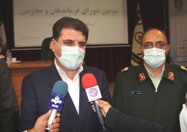 خبرنگاران استاندار: زیرساخت های امنیتی استان کرمان در شرایط با ثباتی قرار دارند