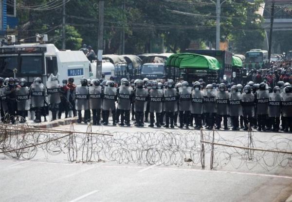 درخواست مخالفان جونتا از آسه آن: ارتش میانمار را به رسمیت نشناسید