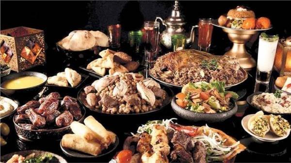 دلایل افزایش وزن در ماه رمضان