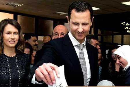 اسامی نامزدهای ریاست جمهوری سوریه اعلام شد