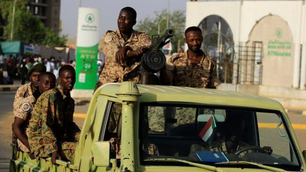 ارتش سودان بابت کشته های اعتراضات سه شنبه عذرخواهی کرد