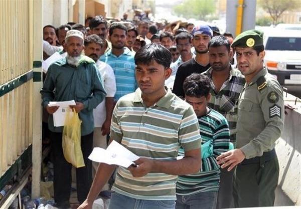 اعتراض کنوانسیون بین المللی دفاع از حقوق کارگران به شرایط ناگوار کارگران خارجی در عربستان
